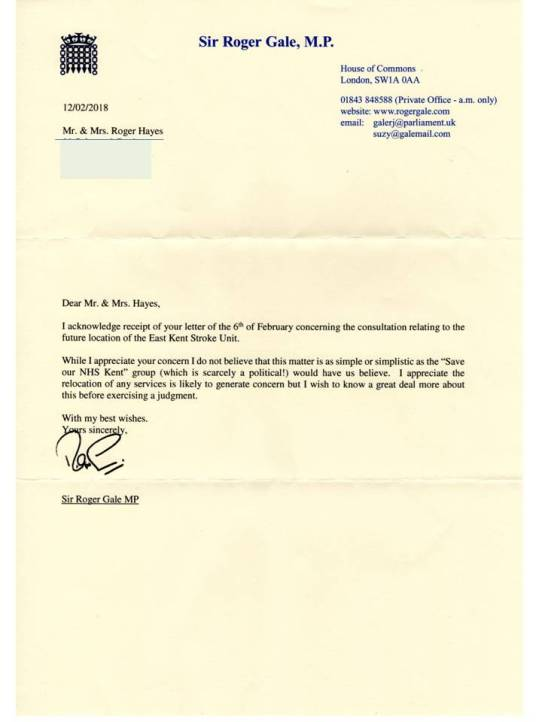 MP-Thanet North reply